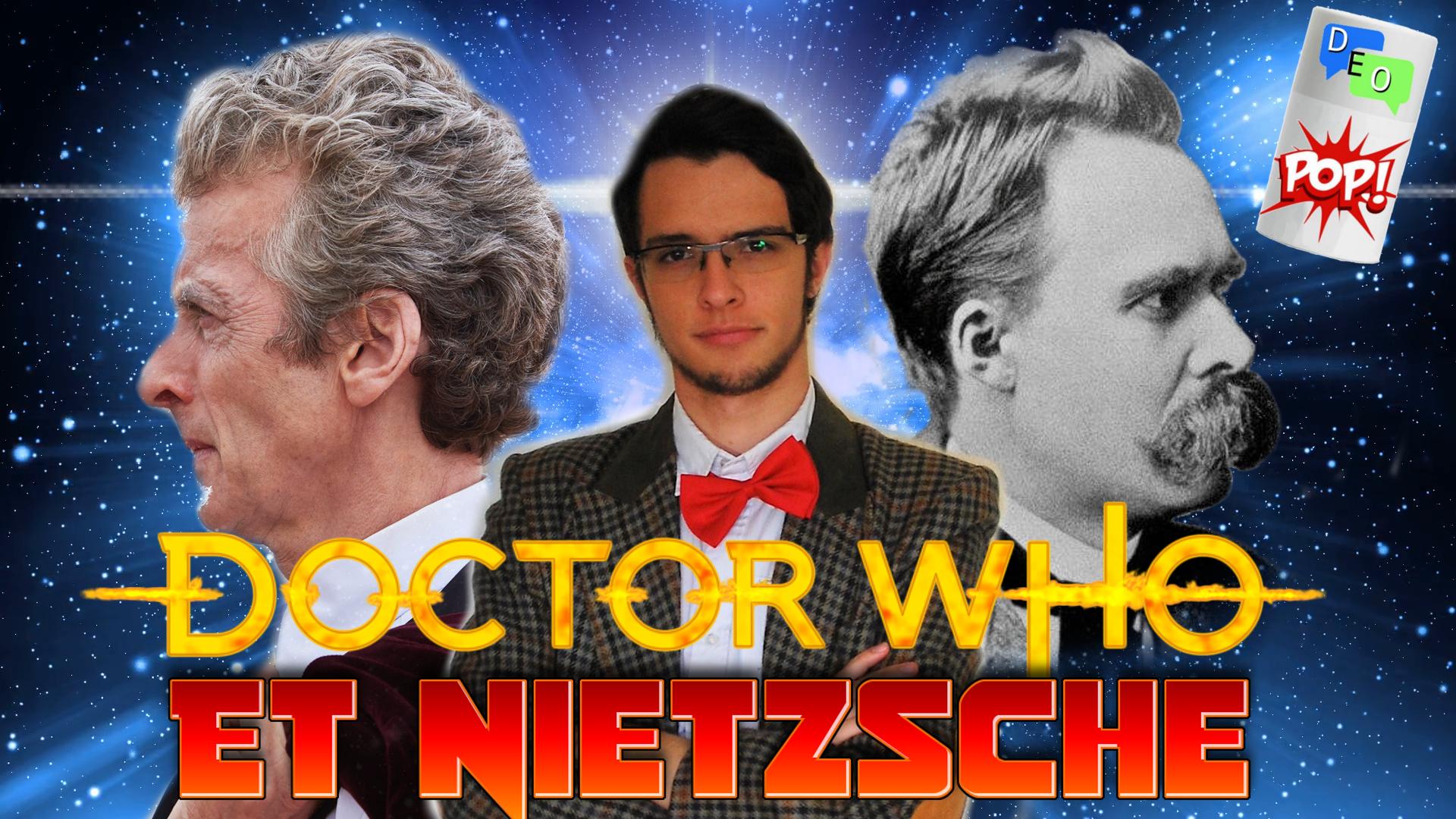 Doctor Who et la Volonté de Vivre – DEO #10 POP
