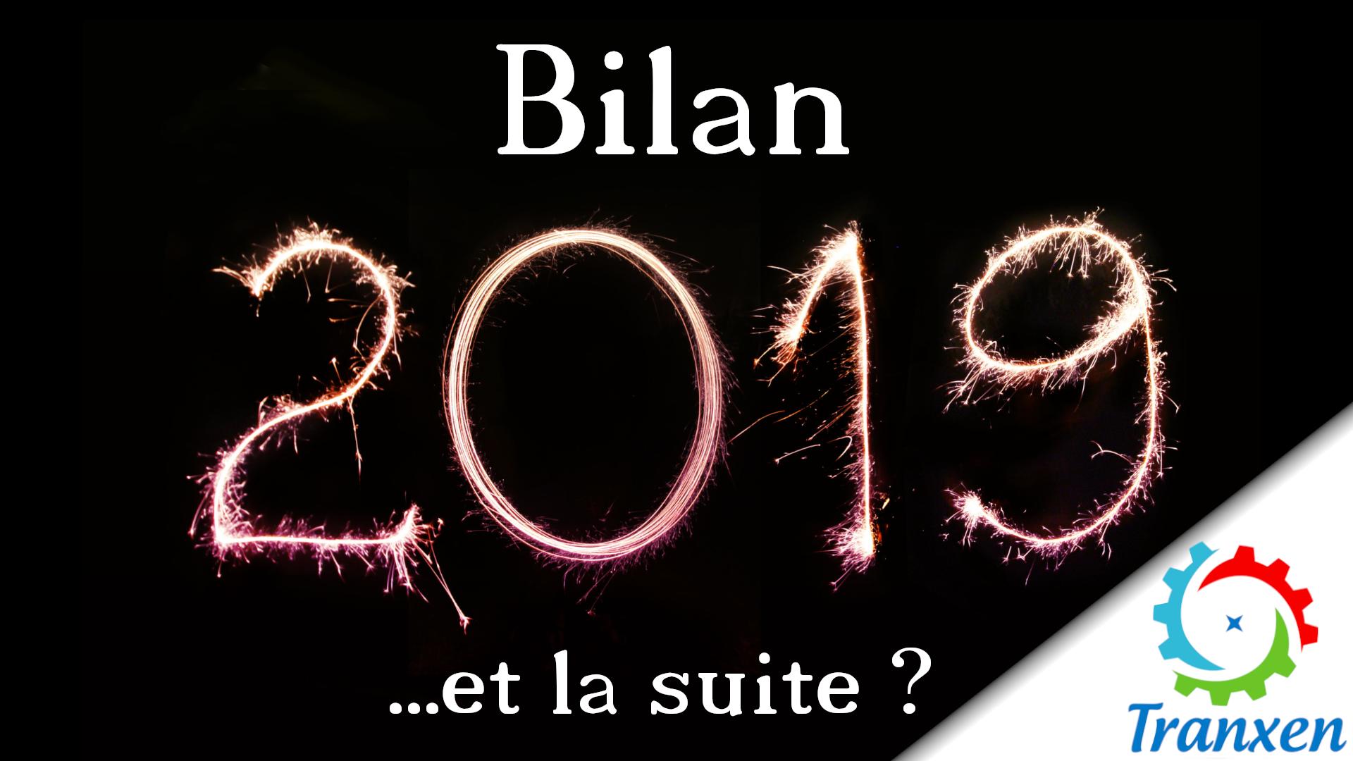 Bilan de 2019, l'année folle !