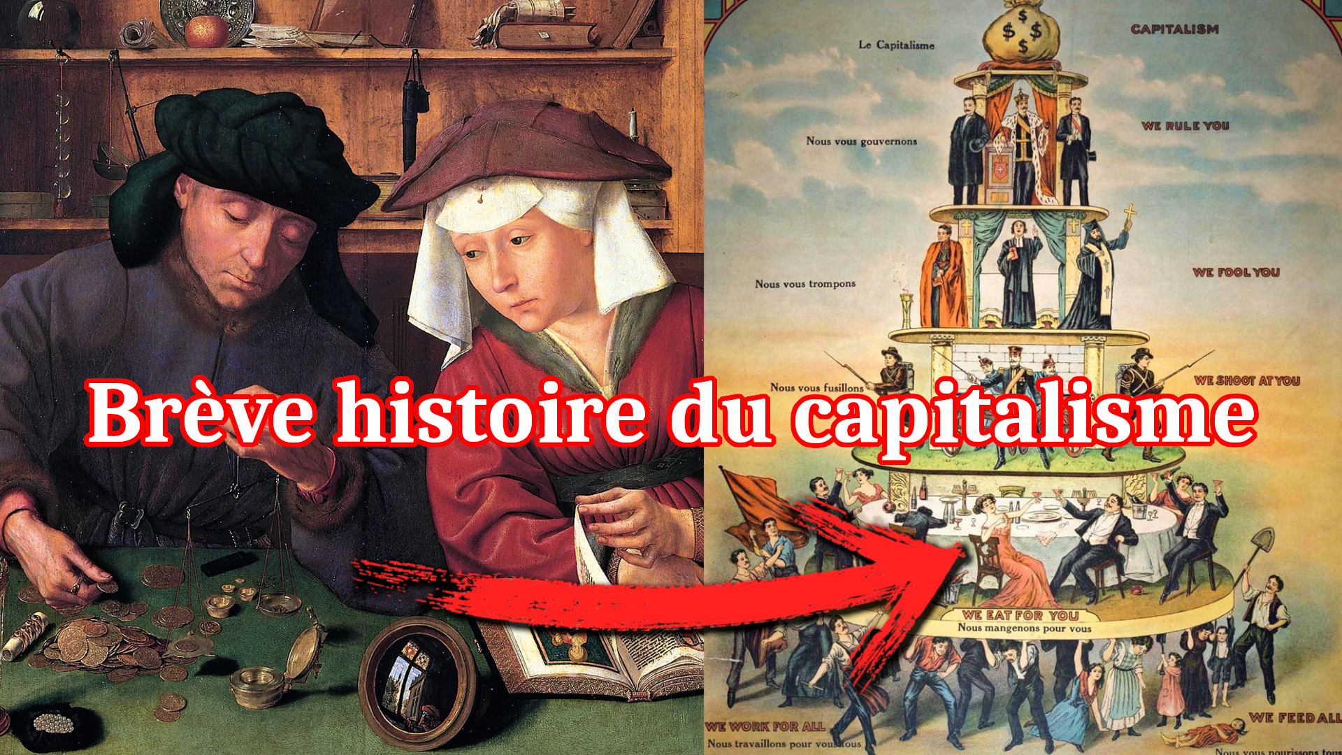 Brève histoire du capitalisme